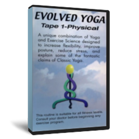 Evolved Yoga Video DVD