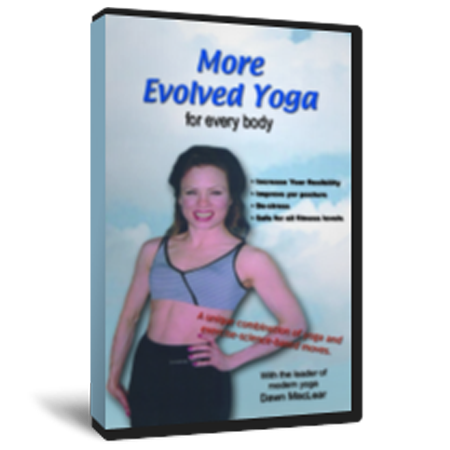 More Evolved Yoga DVD